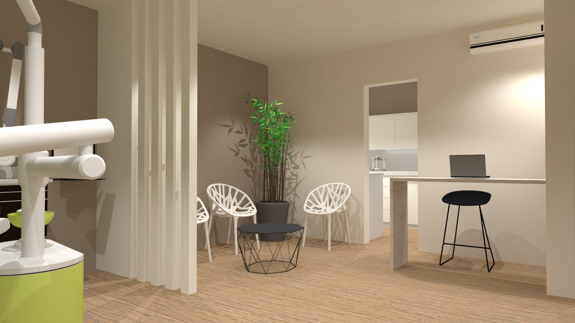 Cabinet Dentaire Dv Architecture Design